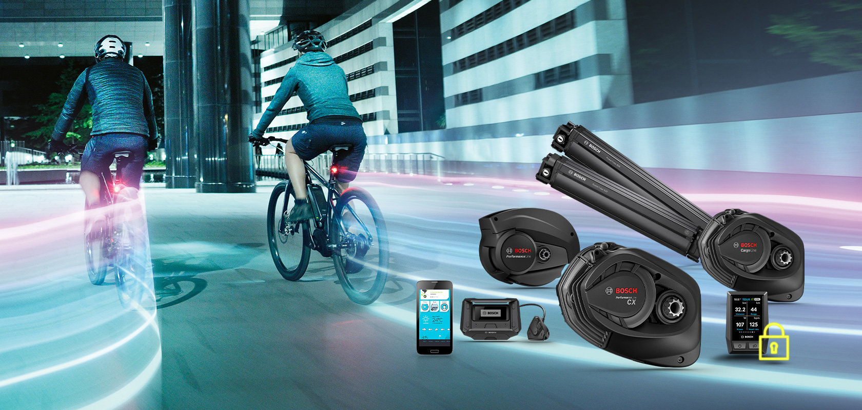 Bosch Performance Line CX 2020