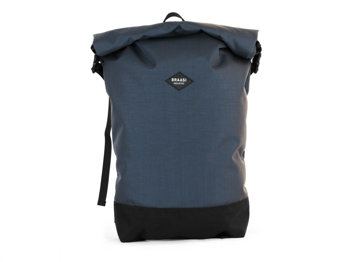 BRAASI Rolltop side black