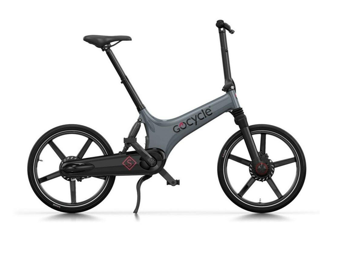 GOCYCLE GS - Šedá varianta