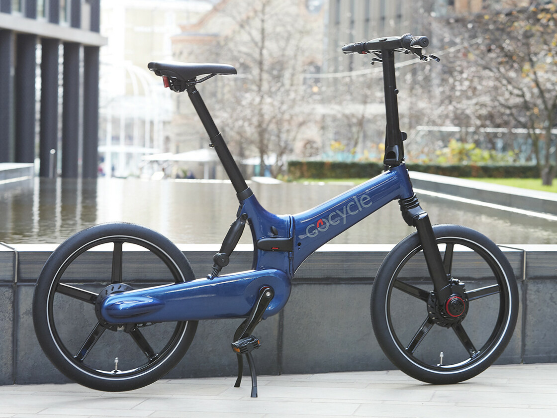 Elektrokolo GOCYCLE GX